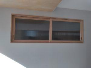内装窓(引き違い)